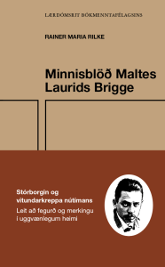 Minnisblöð Maltes Laurids Brigge